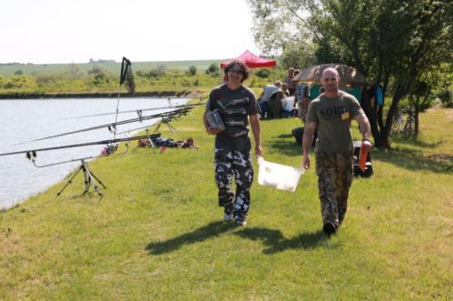 Rybárske preteky Modra - 12.5.2018